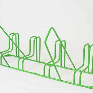 Cykelställ Rainbow Line Grön