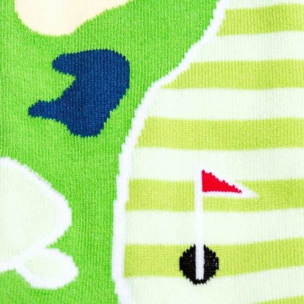 Färgglada herrstrumpor med roliga mönster köper du online hos Define Me!